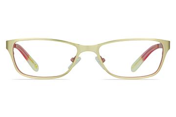 Accessorize ACS007 Gold Glasses