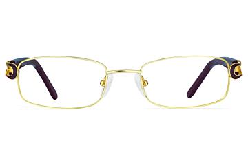 Mazzimo Occhiali Gold MA2167 Glasses